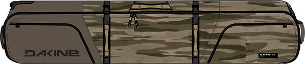 ダカイン(DAKINE) HIGH ROLLER SNOWBOARD BAG 165cm スノーボードケース AI237161-FCM