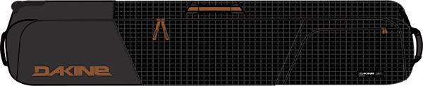 新規購入 ダカイン(DAKINE) 165cm AI237164-RCN LOW ROLLER SNOWBOARD BAG 165cm スノーボードケース ROLLER AI237164-RCN, UJ-FACTORY:998a8887 --- canoncity.azurewebsites.net