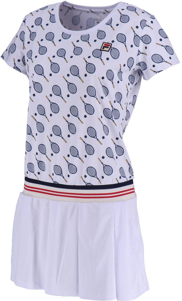 FILA(フィラ) レディース ワンピース テニス ウェア VL1855-01