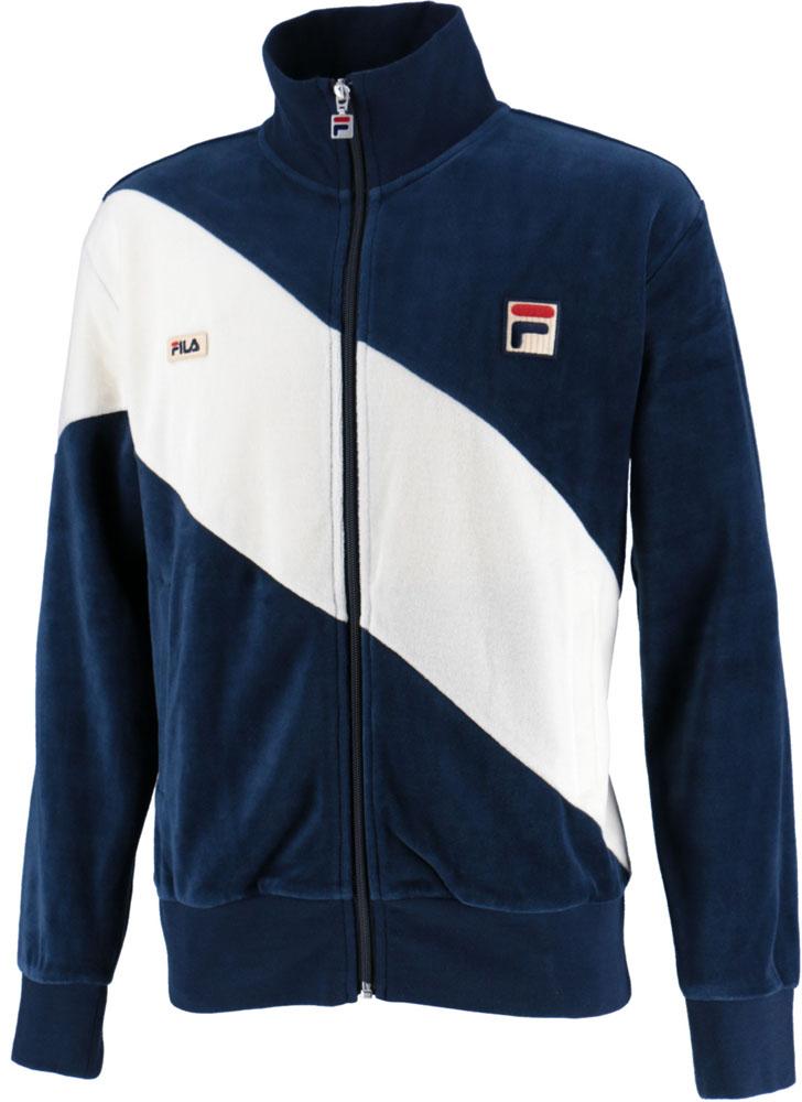 FILA(フィラ) ベロアトラックジャケット テニス VM5390-20