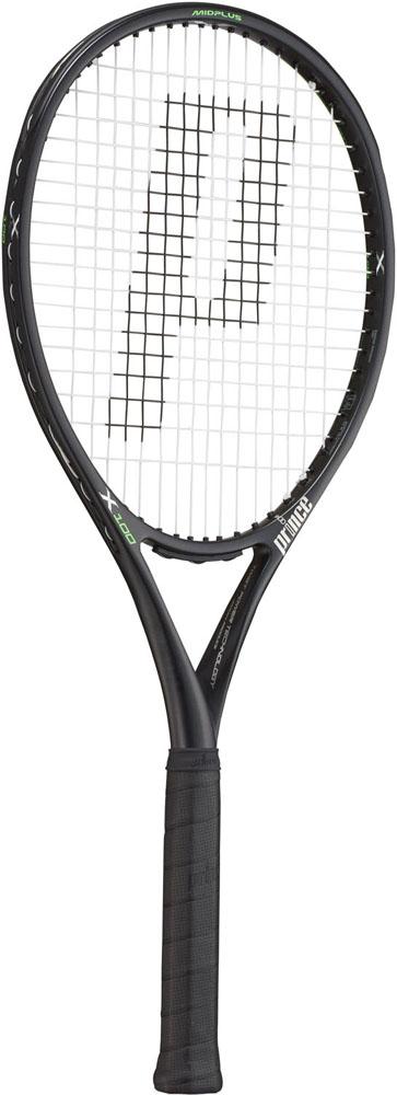 Prince(プリンス) テニスラケット エックス100 ブラック 290g 左利き用 テニス ラケット 7TJ080