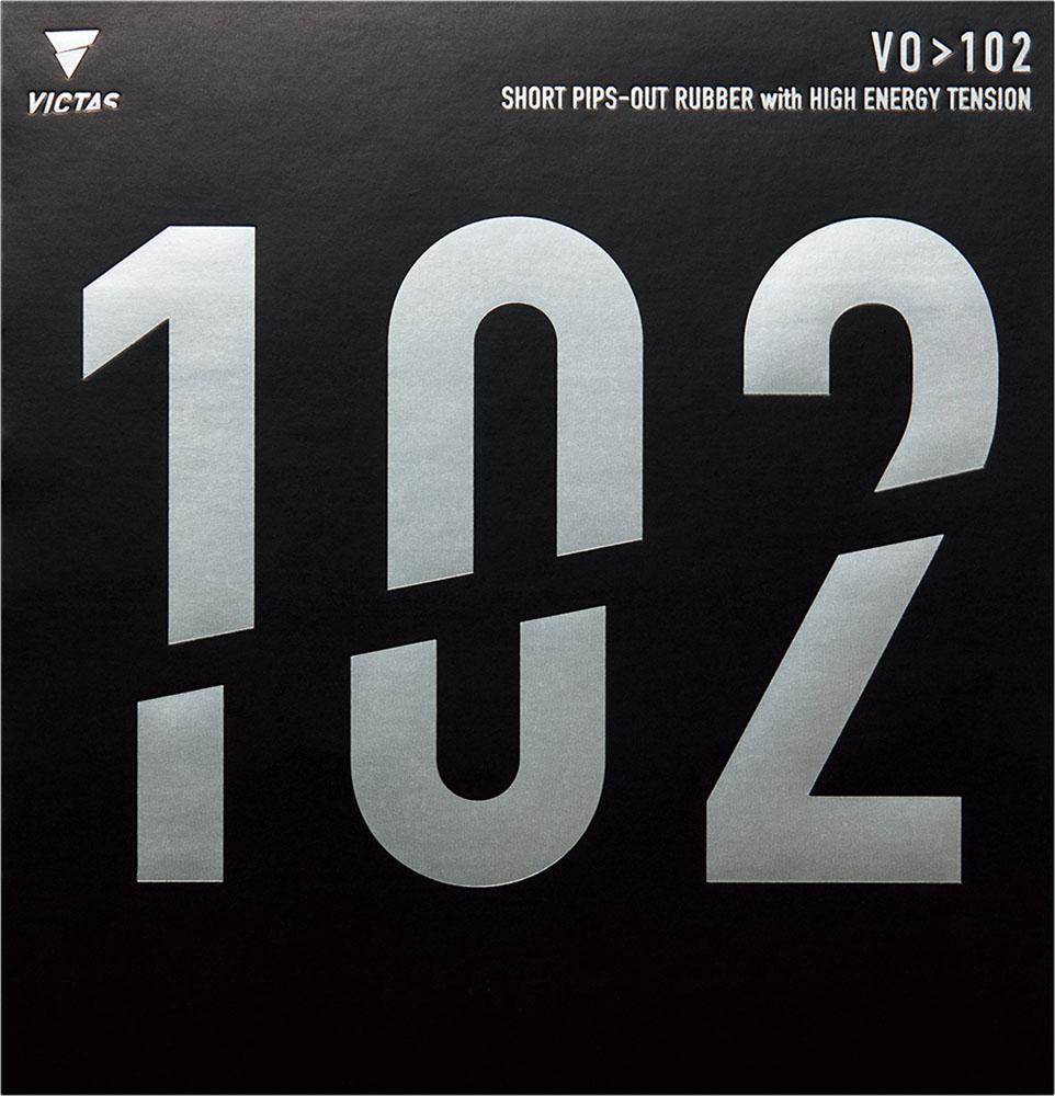 VICTAS(ヴィクタス) VO>102 卓球 ラバー 020222-0020:Lafitte (ラフィート)スポーツ