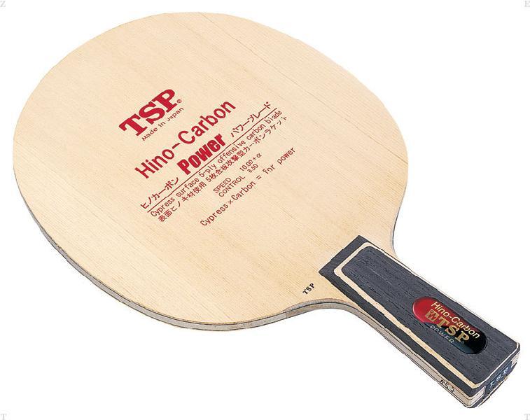 TSP ヒノカーボン・パワー CHN 卓球 ラケット 021223 (VICTAS)