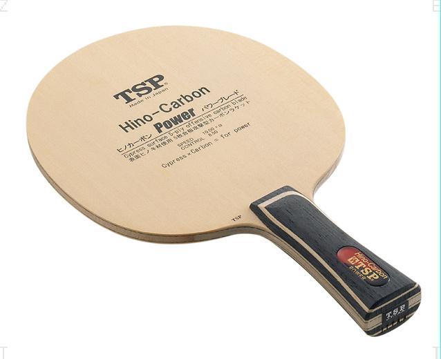 TSP ヒノカーボンパワー FL 卓球 ラケット 022194 (VICTAS)