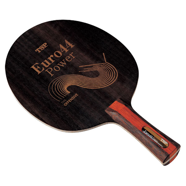 TSP ユーロ44 パワー FL 卓球 ラケット 026474 (VICTAS)