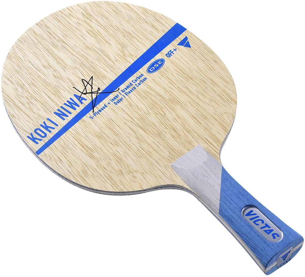 VICTAS(ヴィクタス) 卓球ラケット VICTAS KOKI NIWA FL 卓球 ラケット 027804