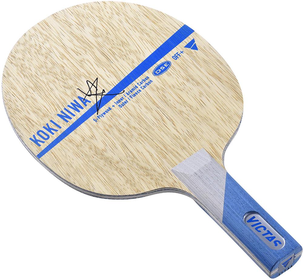 VICTAS(ヴィクタス) 卓球ラケット VICTAS KOKI NIWA ST 卓球 ラケット 027805