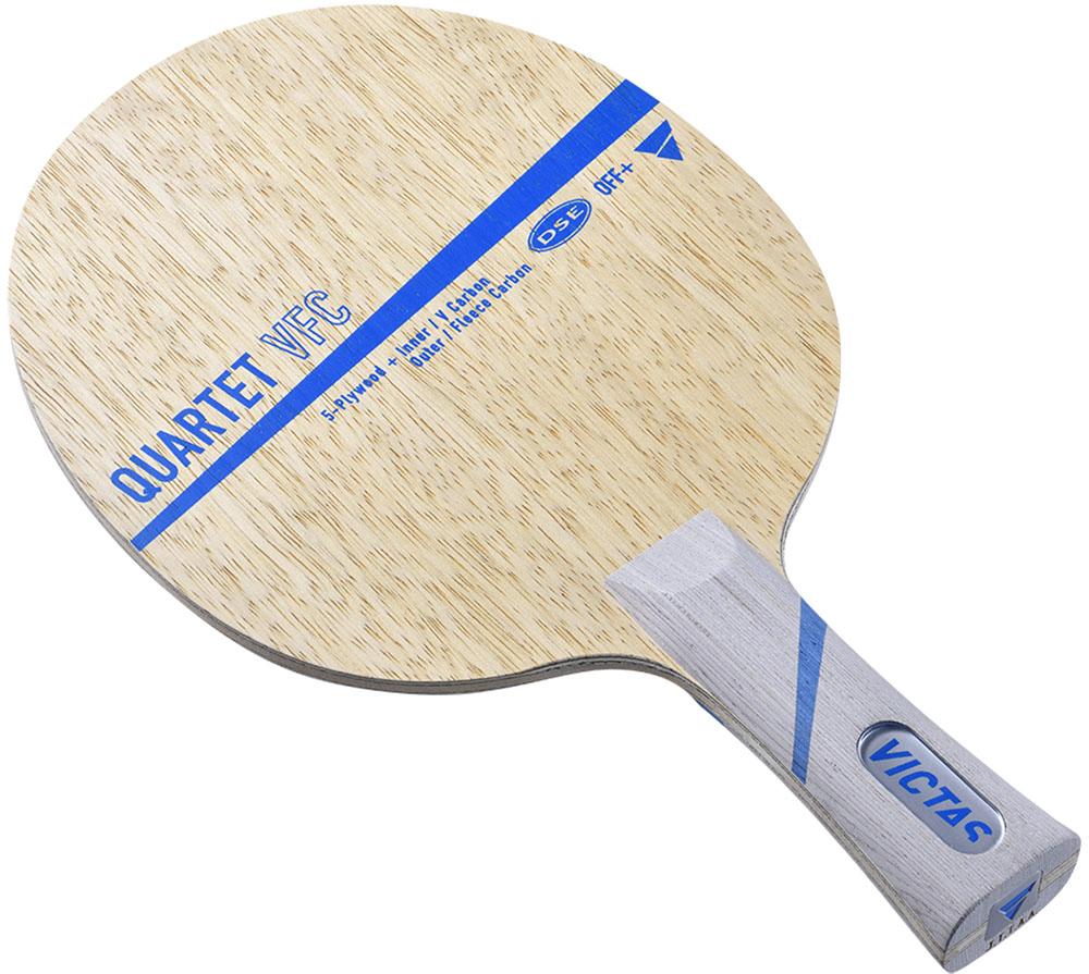 VICTAS(ヴィクタス) 卓球ラケット VICTAS QUARTET VFC FL 028404