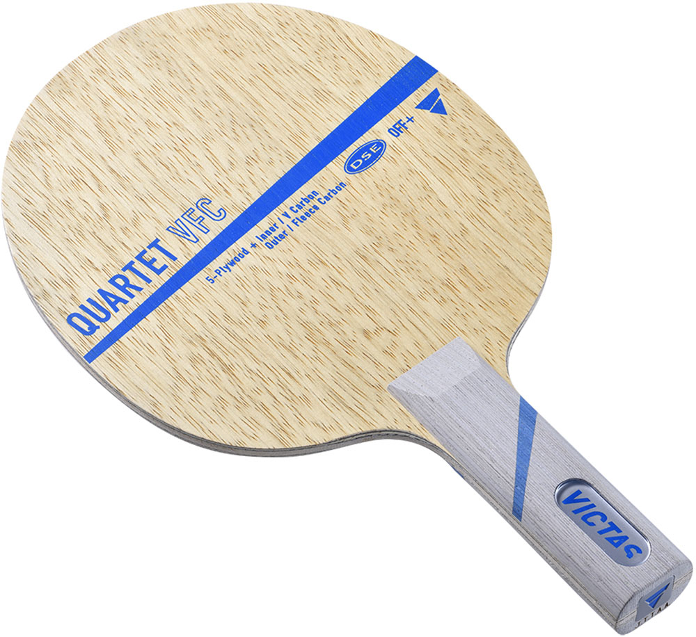 VICTAS(ヴィクタス) 卓球ラケット VICTAS QUARTET VFC ST 028405