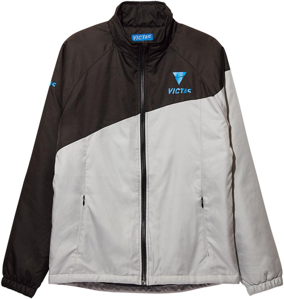 VICTAS(ヴィクタス) VICTAS ウォームジャケット V-WJ044 卓球 トレーニングウェア 033151-0440