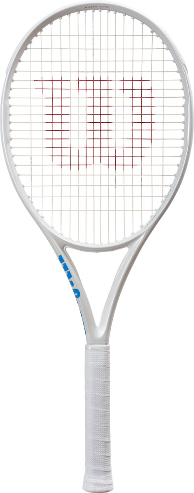 Wilson(ウイルソン) ULTRA 100 L White in White G1 テニス ラケット WR011111S1