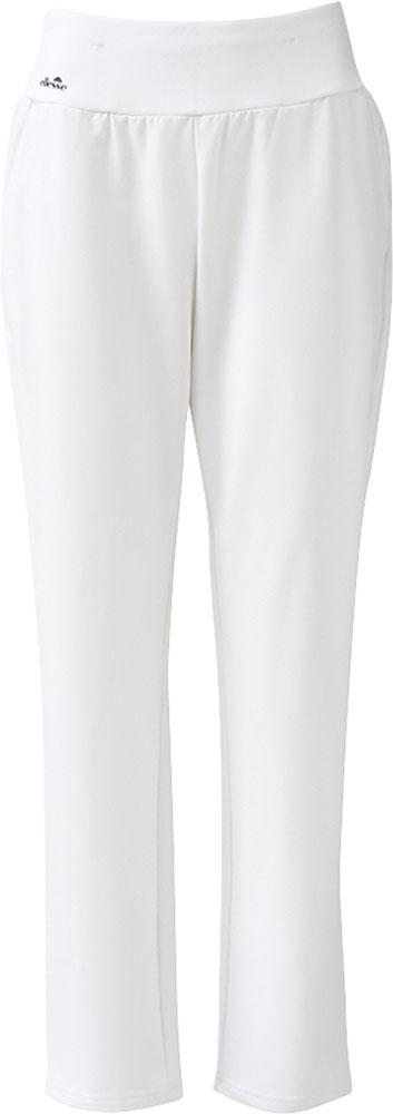 ellesse(エレッセ) (レディース テニスウェア) スーパーソフトシェルテーパードパンツ テニス ウェア EW68107-W