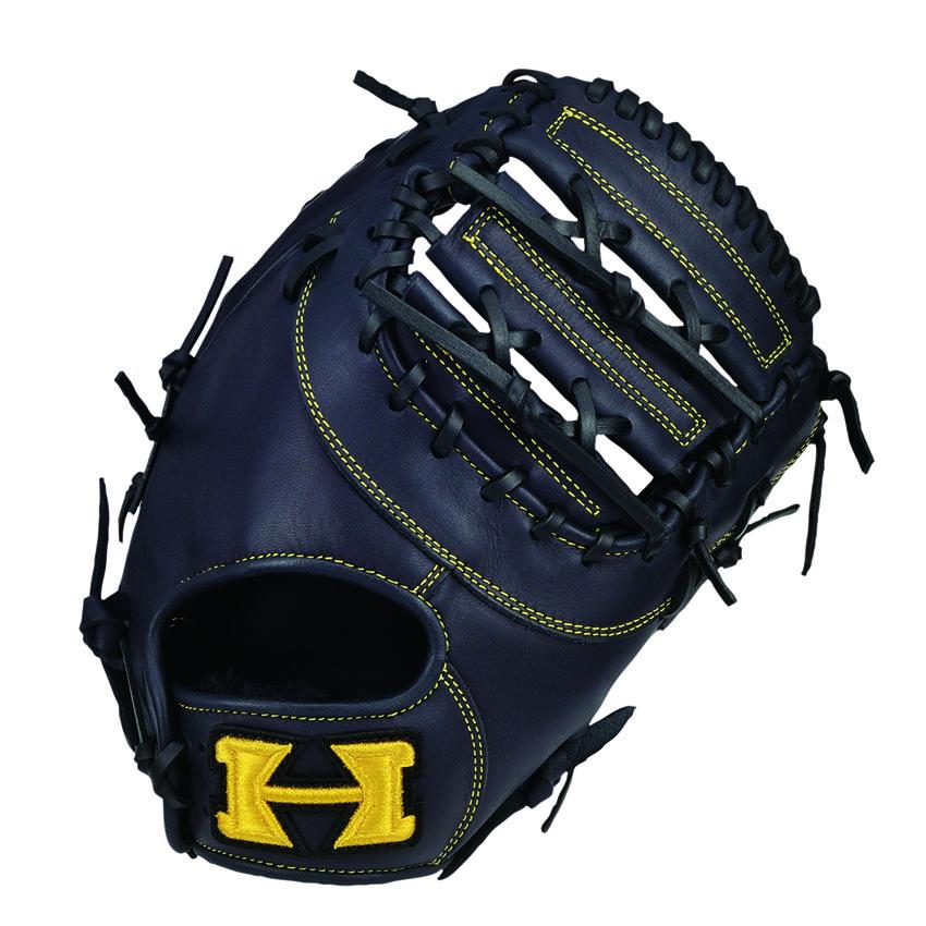 ハイゴールド(Hi-GOLD) ソフトボール用グラブ ベーシックシリーズ 一塁手用(小) BSG-83F-N