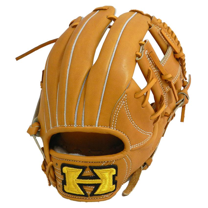 ハイゴールド(Hi-GOLD) 硬式グラブ 心極シリーズ 二塁手・遊撃手用 KKG-1164-CT
