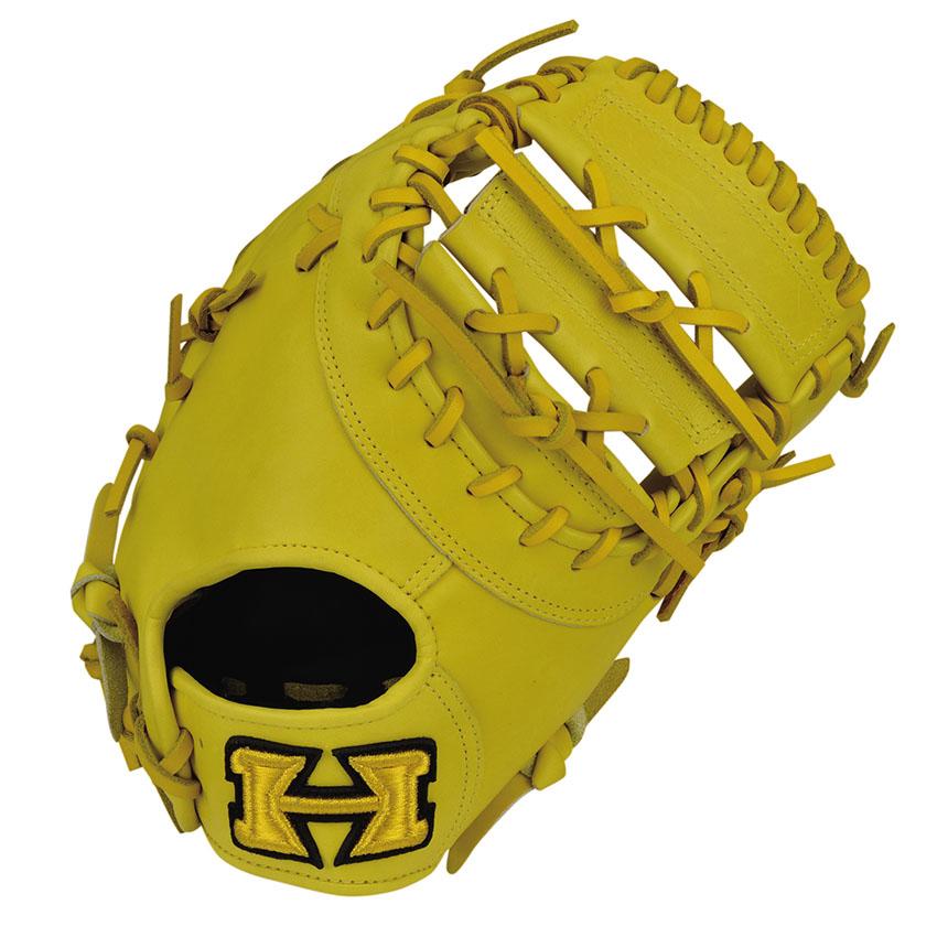 ハイゴールド(Hi-GOLD) 軟式グラブ 心極シリーズ 一塁手用 KKG-751F-NY
