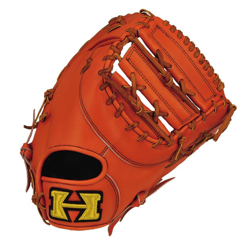 ハイゴールド(Hi-GOLD) 軟式グラブ 己極シリーズ 一塁手用 OKG-671F-O