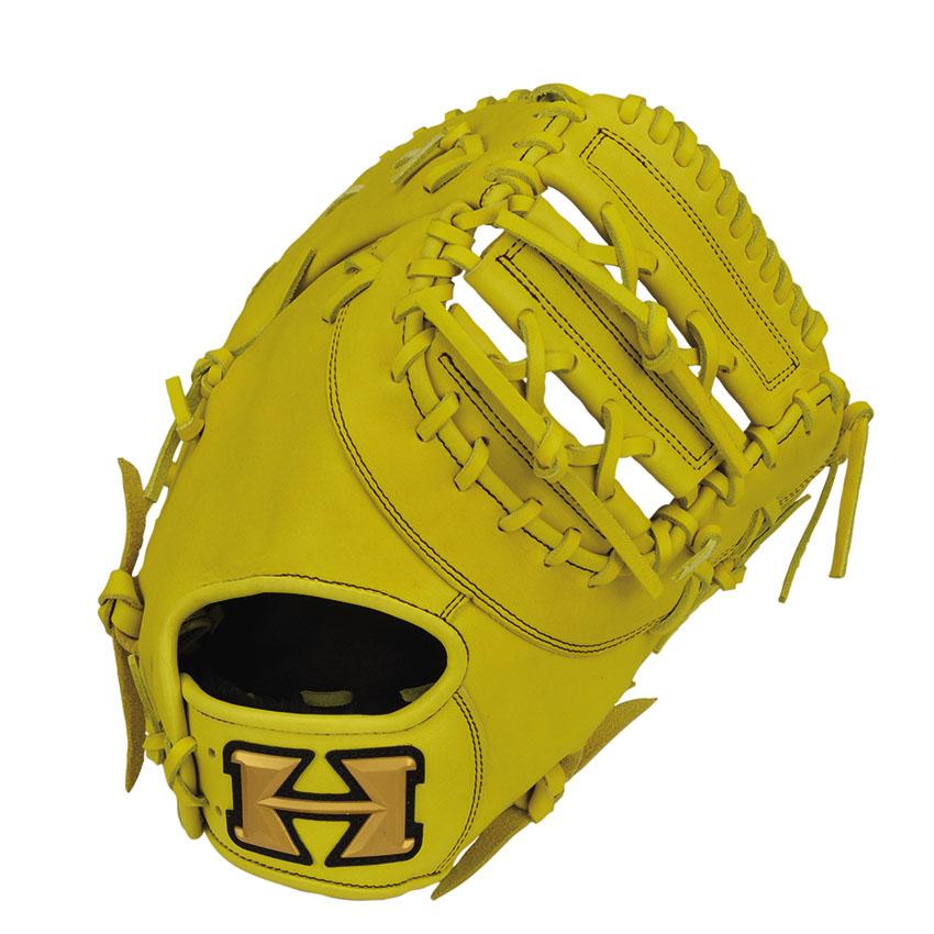ハイゴールド(Hi-GOLD) 少年軟式グラブ ルーキーズシリーズ 一塁手用 RKG-190F-NY