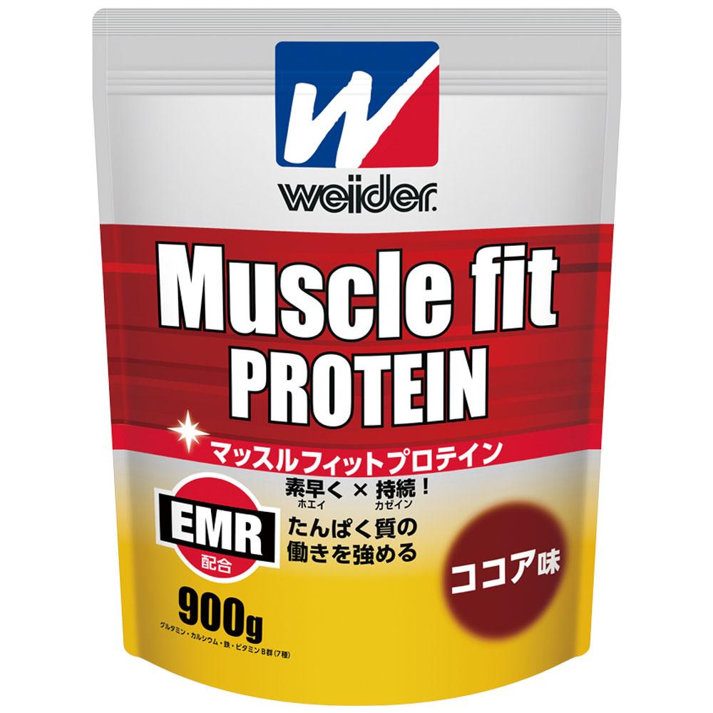 MIZUNO(ミズノ) 森永製菓/ウイダー マッスルフィットプロテイン2.5kg(ココア味)C6JMM51400