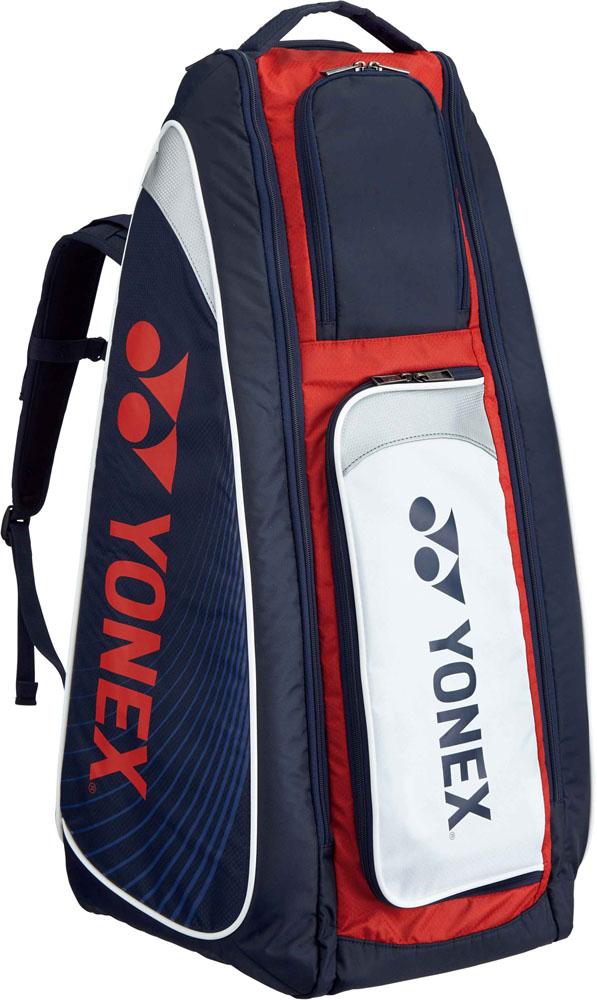 Yonex(ヨネックス) (テニス用ラケットバッグ) TOURNAMENT SERIES スタンドバッグ リュック付(テニスラケット2本用) BAG1819-097 メンズ