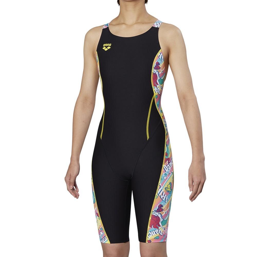 ARENA(アリーナ) ディズニー水着-レディス DIS-9358W-BKMT 水泳 レディース