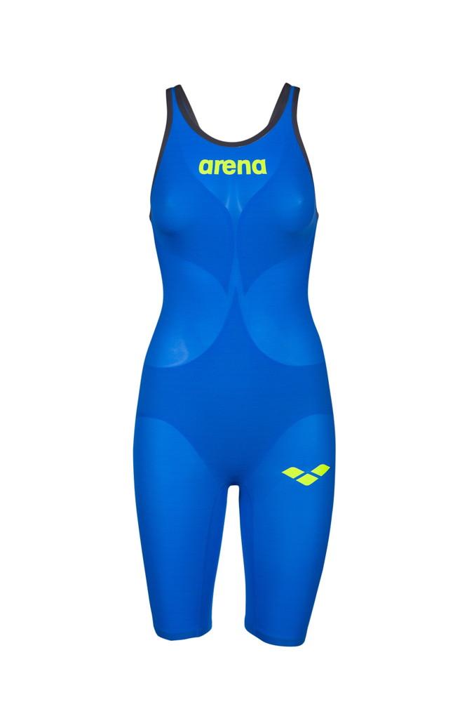ARENA(アリーナ) ハーフスパッツオープンバック FAR-9504W-BUGY 水泳 レディース