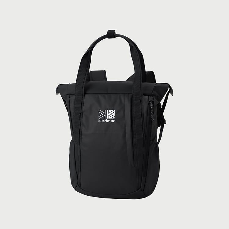 Karrimor(カリマー) habitat series roll tote sack Black 92512