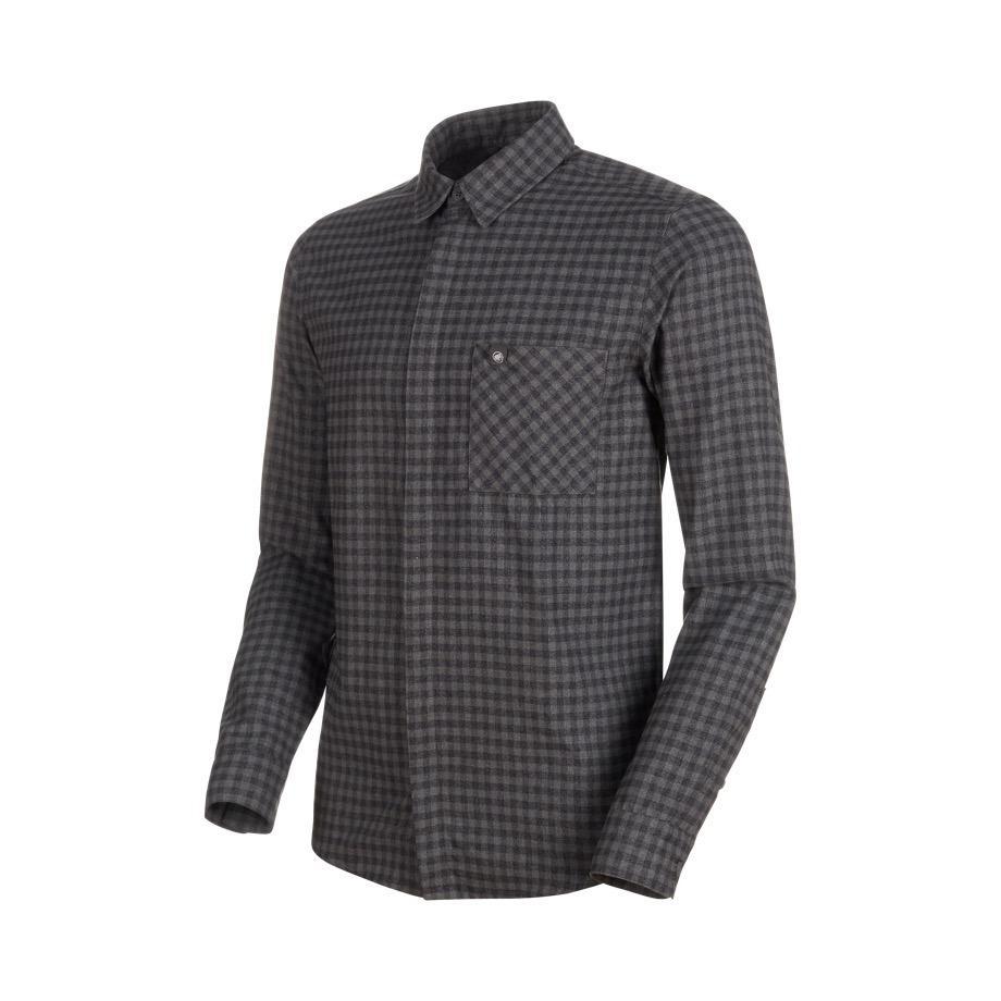 マムート(MAMMUT) Winter ロングスリーブ 長袖 シャツ Men 1015-00520-00148 メンズ(サイズはユーロ表記)