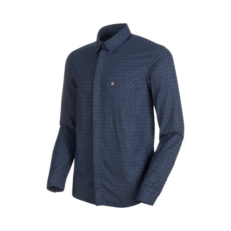 マムート(MAMMUT) Winter ロングスリーブ 長袖 シャツ Men 1015-00520-50263 メンズ(サイズはユーロ表記)