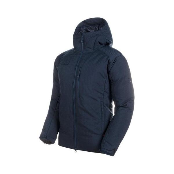 マムート(MAMMUT) Whitehorn Pro IN Hooded Jacket AF Men 1013-01330-50125 中綿ダウン メンズ(サイズはユーロ表記)