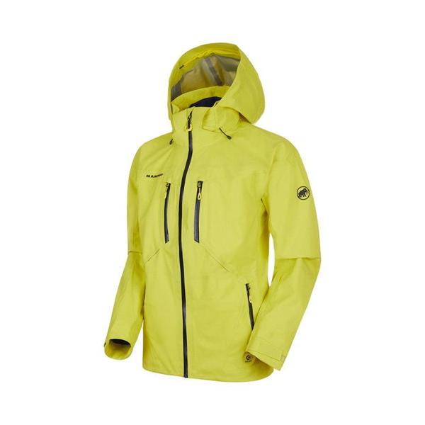 マムート(MAMMUT) Stoney HS Jacket Men 1010-26461-1243 ジャケット スキーイング メンズ(サイズはユーロ表記)