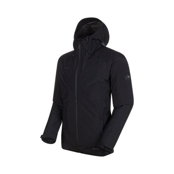 マムート(MAMMUT) Convey 3 in 1 HS Hooded Jacket AF Men 1010-27410-0052 ハイキング メンズ(サイズはユーロ表記)