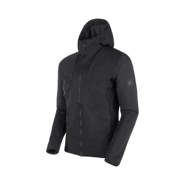マムート(MAMMUT) Rime Light IN Flex Hooded Jacket AF Men 1013-01300-0001 メンズ(サイズはユーロ表記)