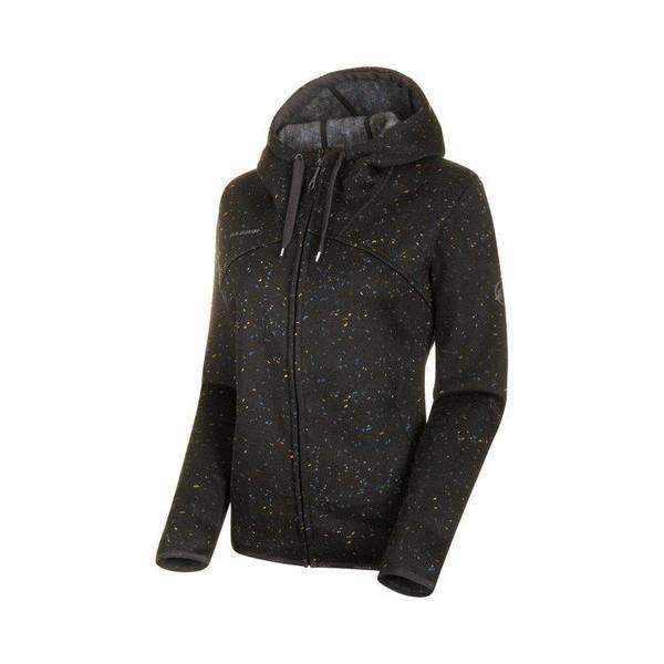 マムート(MAMMUT) Chamuera ML Hooded Jacket AF Women 1014-01390-0001 レディース(サイズはユーロ表記)