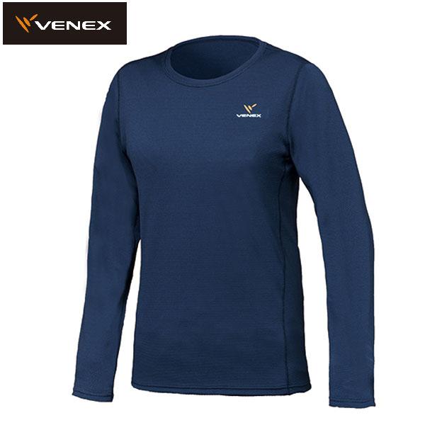 VENEX(ベネクス) リカバリーウェア スタンダードドライ ロングスリーブ レディース 6530-05