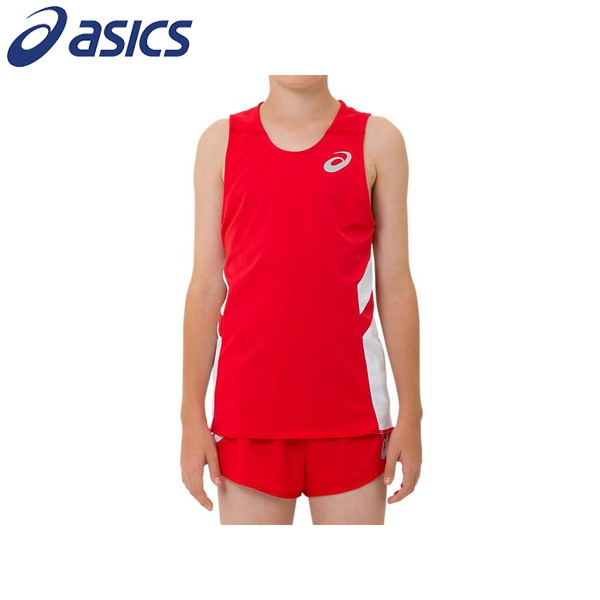 アシックス Jr.ランニングシャツ 2094A001-600 ジュニア asics