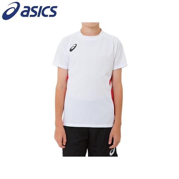 アシックス ゲームシャツ 2104A002-101 ジュニア asics:Lafitte (ラフィート)スポーツ