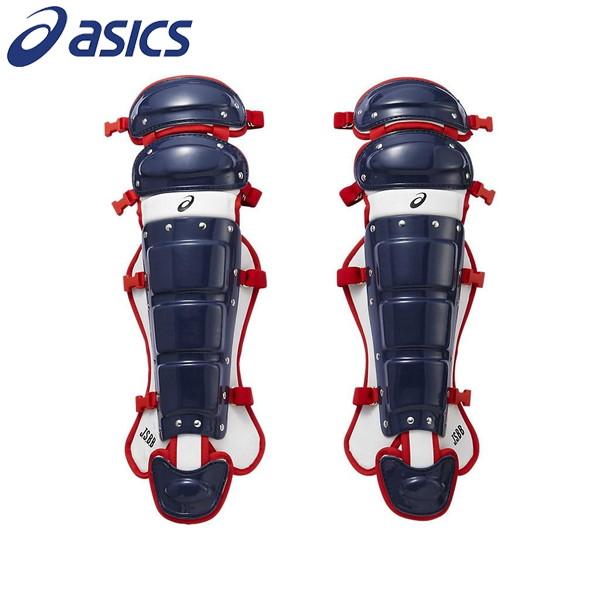 アシックスベースボール(asics/野球) 野球 軟式 レガース BPL471-5023 メンズ