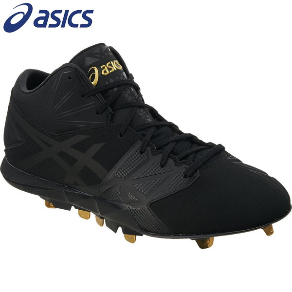 アシックス スパイク ベースボール(asics/野球) ゴールドステージ SPEED AXEL SG スピードアクセル SG SFS300-9090 【縫いP・打ちP別途加工】
