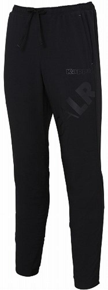 Kappa(カッパ) ストレッチウインドパンツ メンズ サッカー・フットサルウェア フットサル ウインドウェア KF812WB21-BK