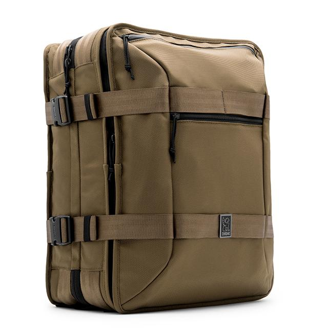 クローム(CHROME) MACHETO TRAVEL PACK BG209RNGR
