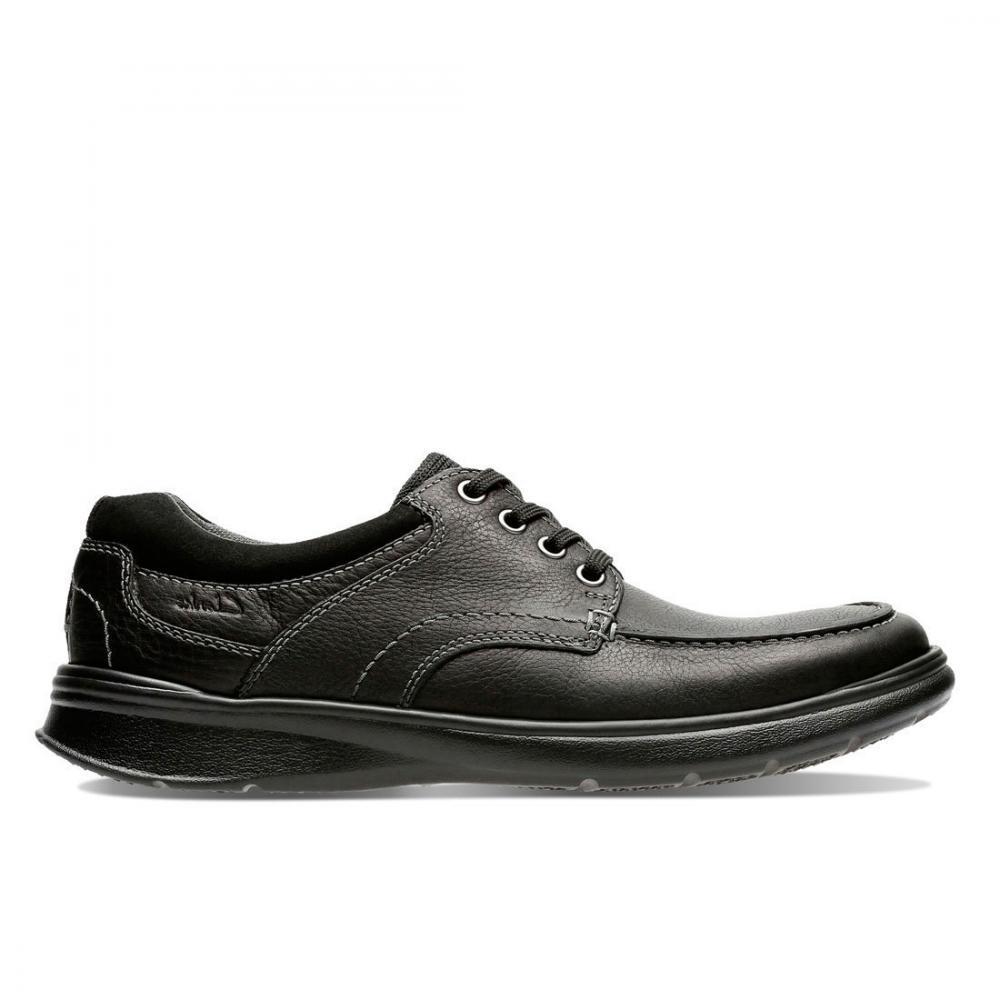 クラークス(Clarks) コトレルエッジ (ブラックオイリーレザー) メンズ ビジネス シューズ 靴 本革 革靴 26120211