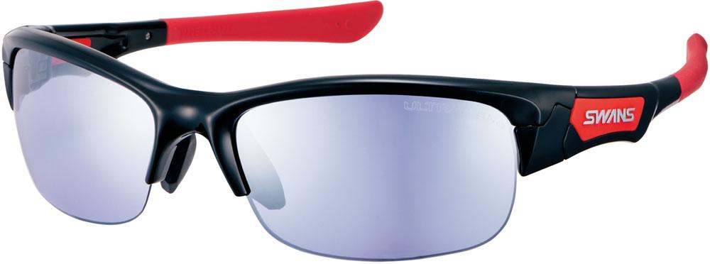 SWANS(スワンズ) SPRINGBOK ミラーレンズモデル マルチスポーツ サングラス SPB0714-BK