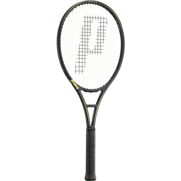 Prince 激安セール プリンス ファントム グラファイト 100 7TJ108 硬式テニスラケット ブラック フレームのみ 人気ブランド多数対象 グリーン