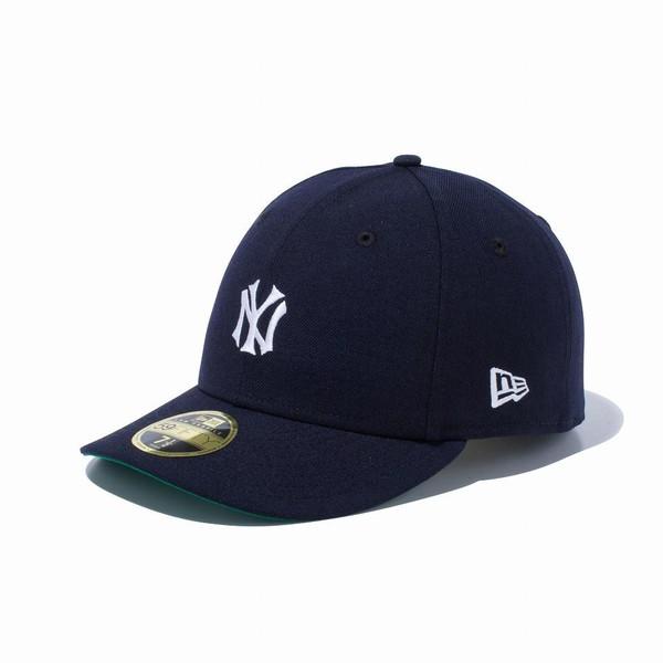 ニューエラ NEW ERA LP 59FIFTY ※ラッピング ※ クーパーズタウン ネイビー チームカラー ニューヨーク ヤンキース 超激安特価 12494259