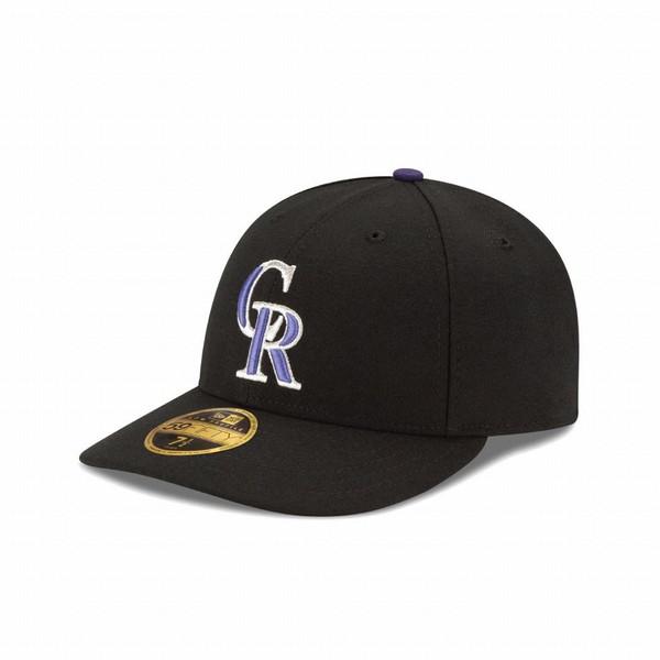 流行のアイテム ニューエラ NEW ERA 保証 LP 59FIFTY ロッキーズ MLBオンフィールド 12506595 コロラド ゲーム