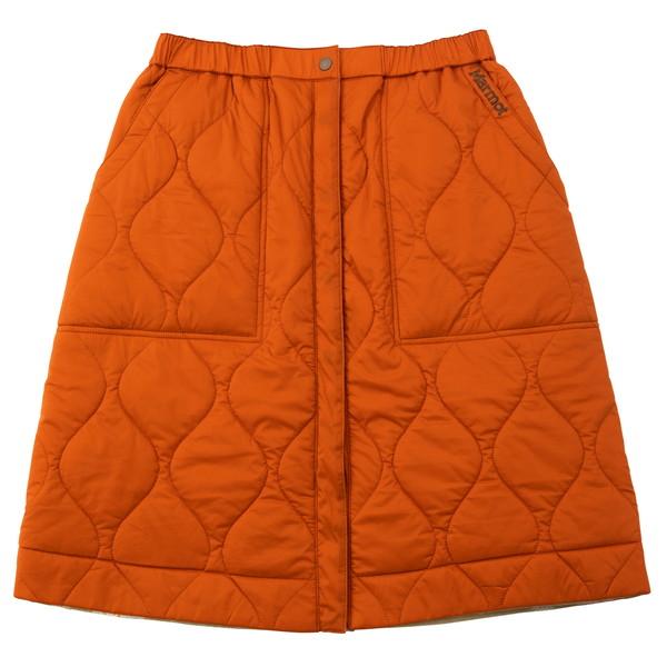 マーモット Marmot Ws 大好評です 人気急上昇 Reversible レディース TOWSJE95YY-KAK Skirt PRIMALOFT