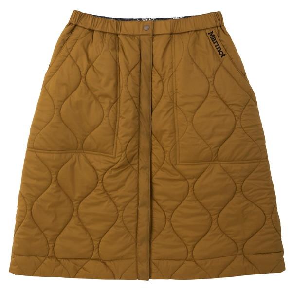 マーモット Marmot 誕生日/お祝い Ws Reversible Skirt 開催中 PRIMALOFT TOWSJE95YY-KKB レディース