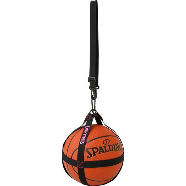 SPALDING 商店 スポルディング 安い 激安 プチプラ 高品質 バスケットボールハーネス ブラック×マゼンタ バスケット 50-013MG 50013MG アクセサリー