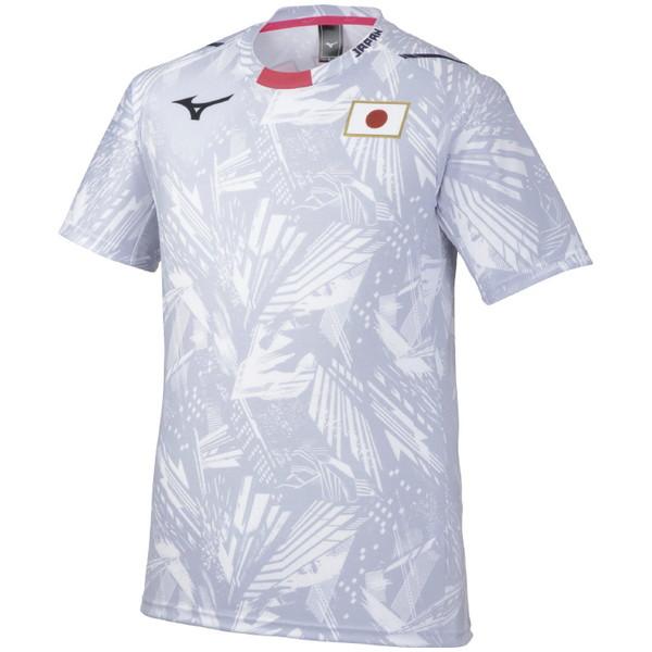 MIZUNO ミズノ 応援Tシャツ 限定タイムセール トレーニング 男女兼用 32MA050502 ユニセックス アパレル 店