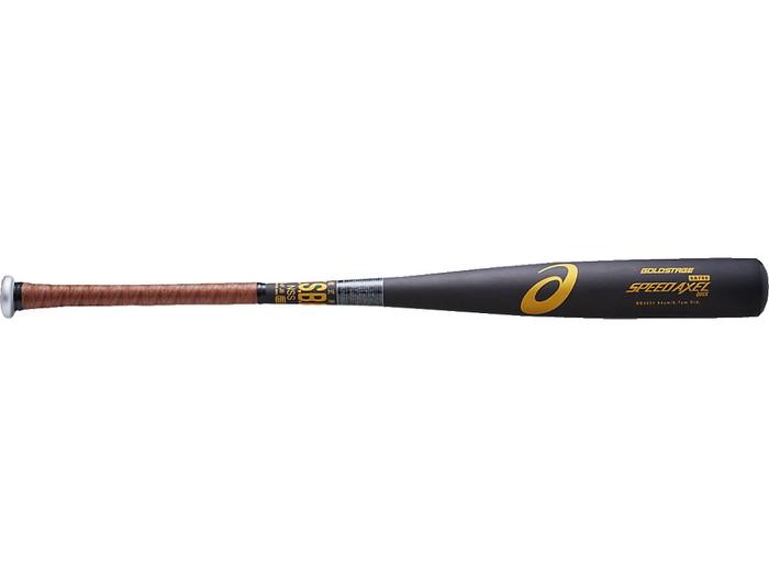 アシックスベースボール(asics/野球) 軟式用 金属製 ゴールドステージ SPEED AXEL QUICK スピードアクセル QUICK BB3031-90